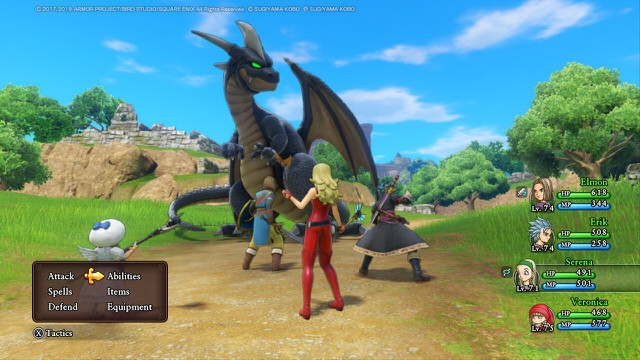 Dragon Quest XI S: Echoes of an Elusive Age - Definitive Edition