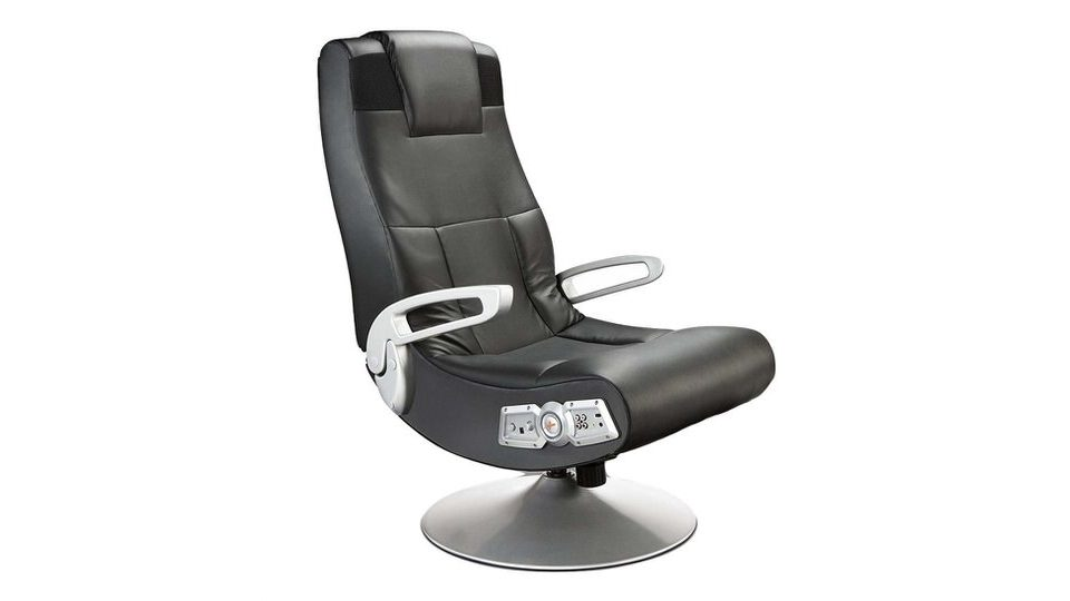 X Rocker 5127401 Pedestal Gaming Chair