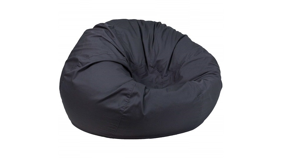 Flash Furniture Oversized Bean Bag Chair