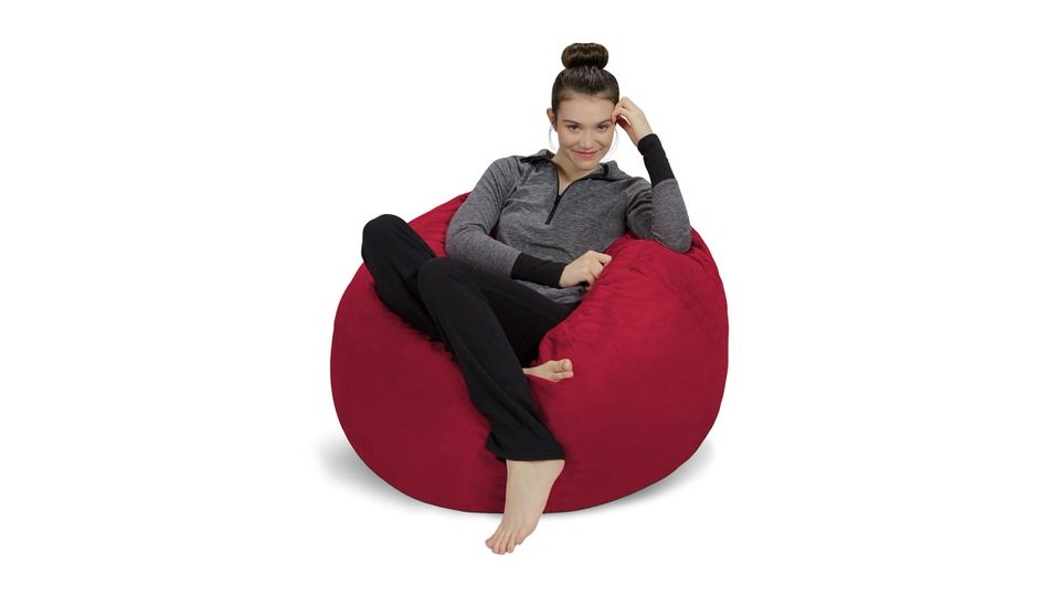 Sofa Sack 3' - Plush, Ultra Soft Bean Bag Chair