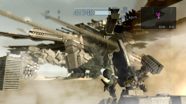 Armored Core: For Answer