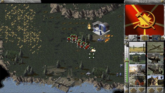 Command and Conquer: Red Alert