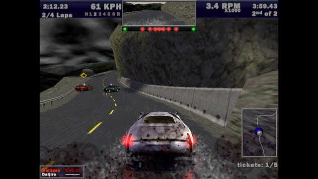 Need For Speed Hot Pursuit III