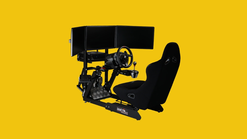 Best Cockpit Gaming Chairs