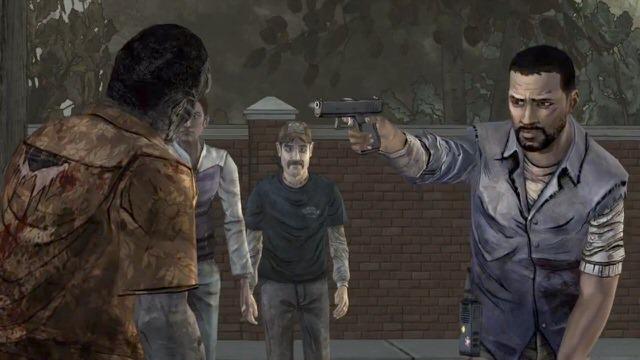 The Walking Dead: Episode 5 - No Time Left