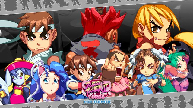 Super Puzzle Fighter II Turbo HD Remix
