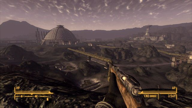 Fallout: New Vegas - Old World Blues