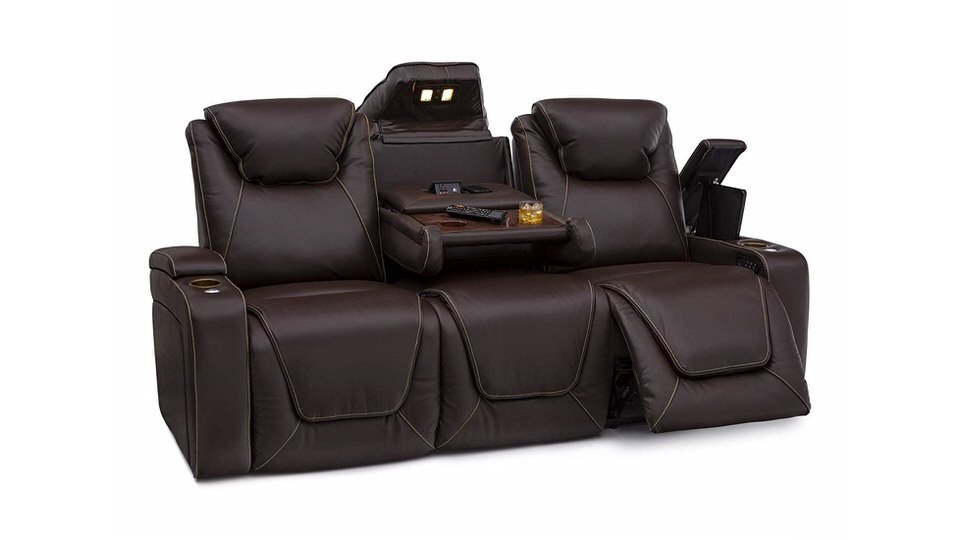 Seatcraft Vienna Home Theater Seating