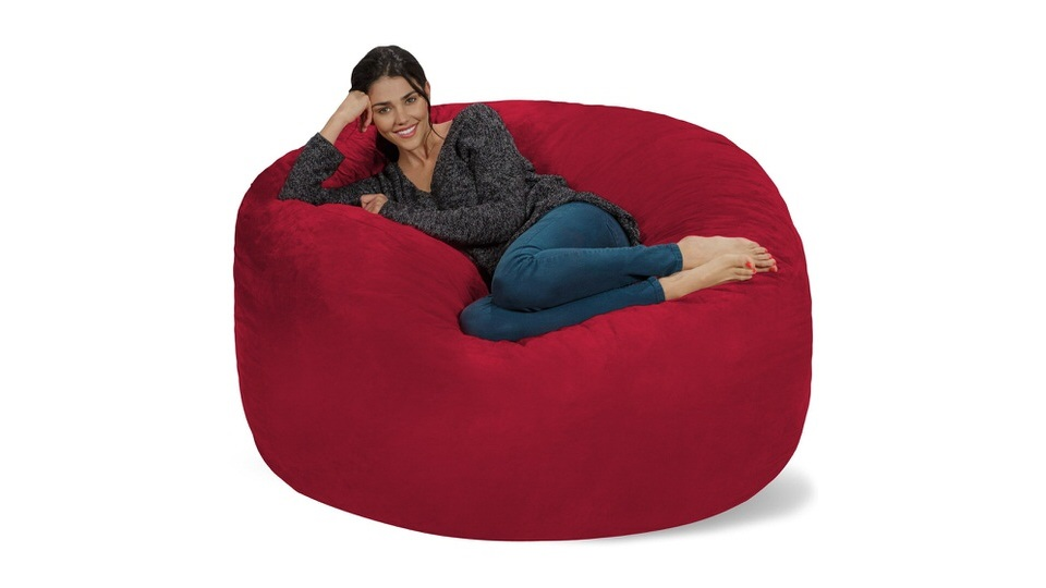 Chill Sack Giant 5' Memory Foam Bean Bag