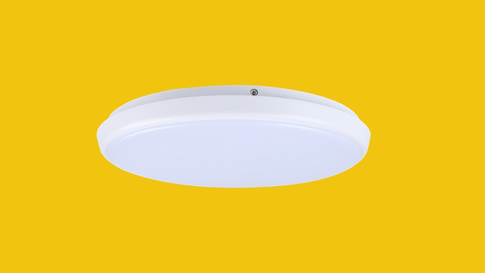 Dimmable Ceiling Lights with Remote Control
