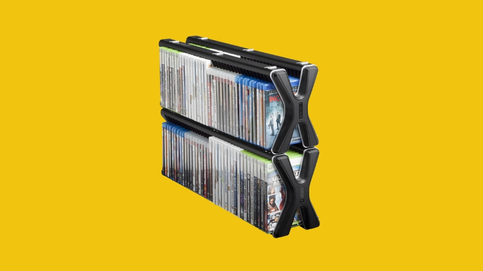 Game Storage Tower/Cabinet/Rack