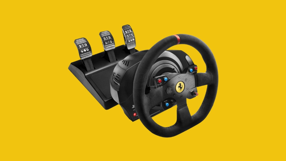 Gaming Racing Wheel