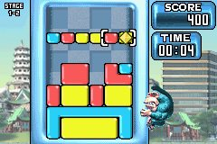 Rampage: Puzzle Attack