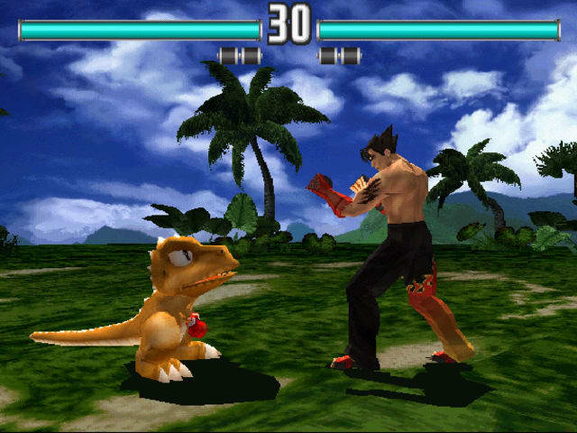 Tekken 3