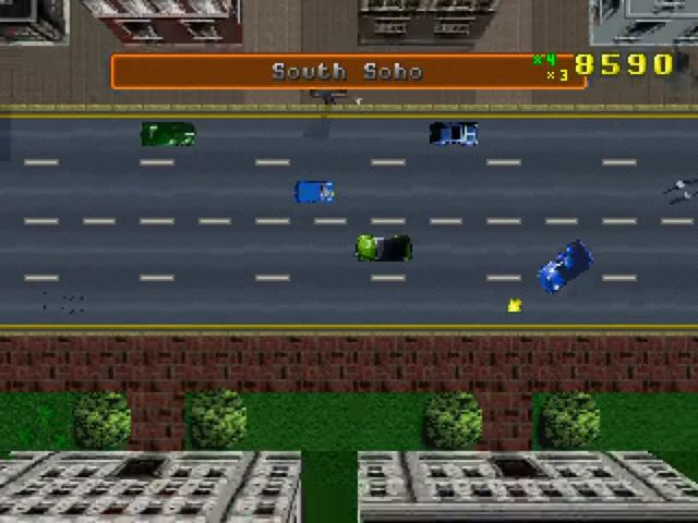 Grand Theft Auto Mission Pack #1: London 1969