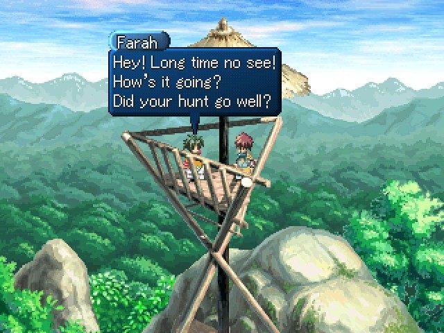 Tales of Destiny II