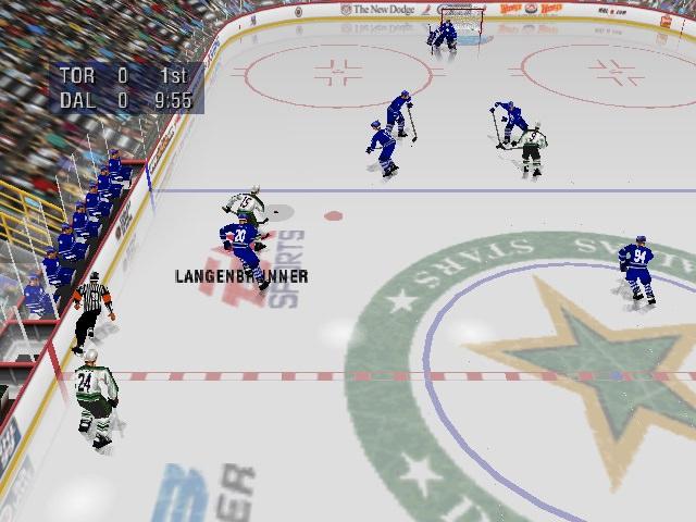 NHL 99