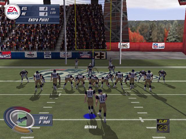 Madden NFL 2003