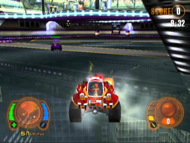 Motor Mayhem: Vehicular Combat League
