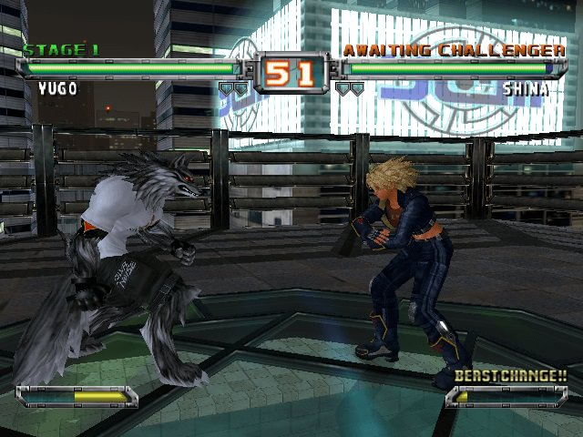 Bloody Roar Extreme