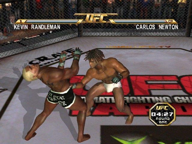 UFC: Tapout 2
