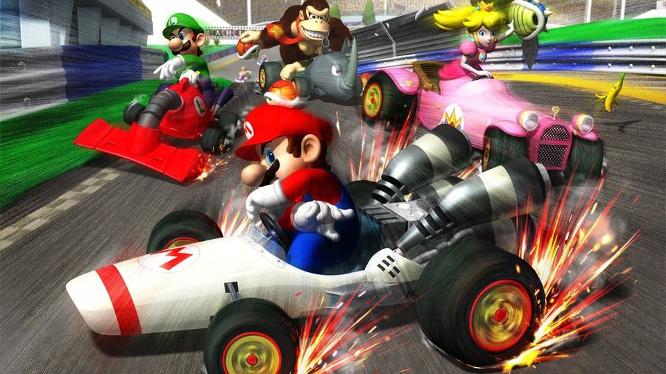Best DS Arcade Racing Games of All Time