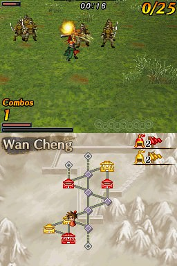 Dynasty Warriors DS: Fighter's Battle