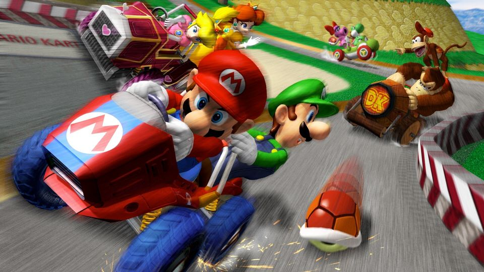 Best GameCube Arcade Racing Games of All Time