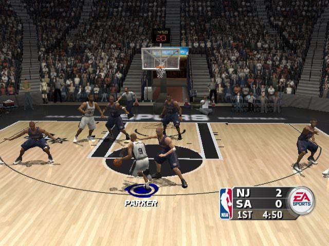 NBA Live 2004