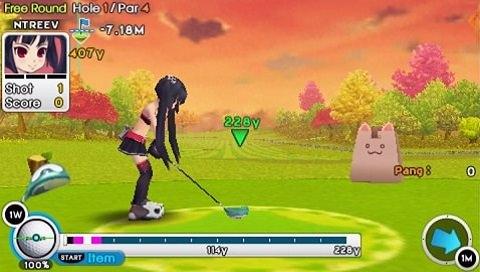 Pangya Fantasy Golf