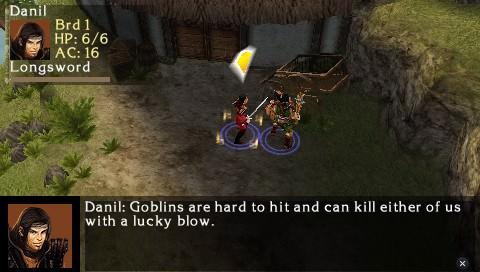 Dungeons & Dragons Tactics