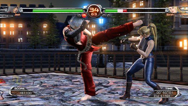 Virtua Fighter 5 Final Showdown