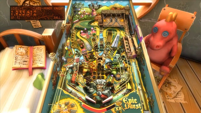 Pinball FX 2: Epic Quest
