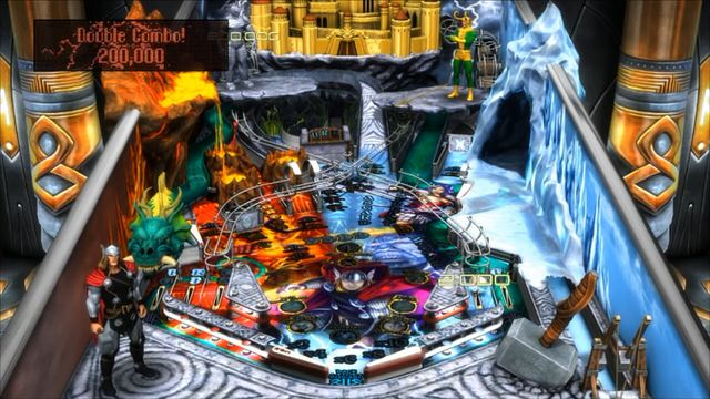 Pinball FX 2: Marvel Pinball - Vengeance and Virtue