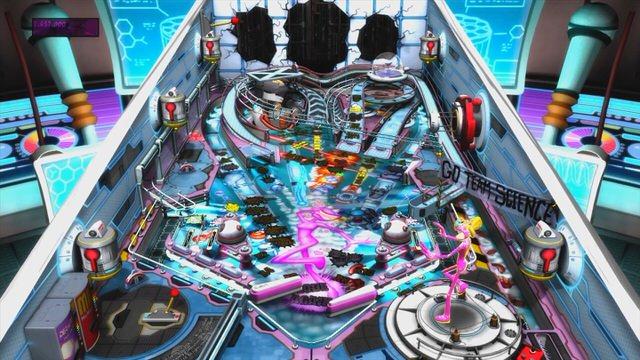 Pinball FX 2: Ms. 'Splosion Man