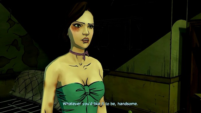The Wolf Among Us: Episode 1 - Faith