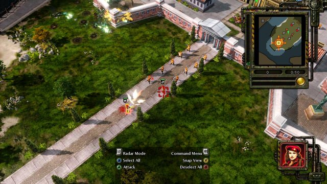 ommand & Conquer: Red Alert 3