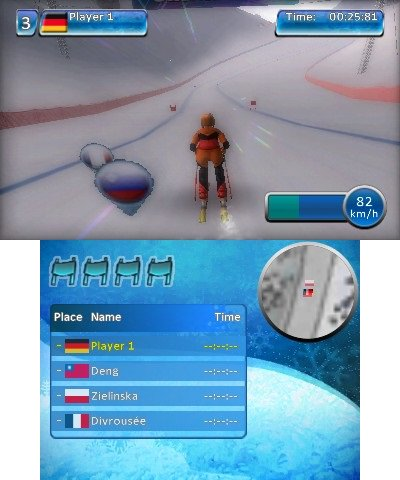 Winter Sports: Feel the Spirit