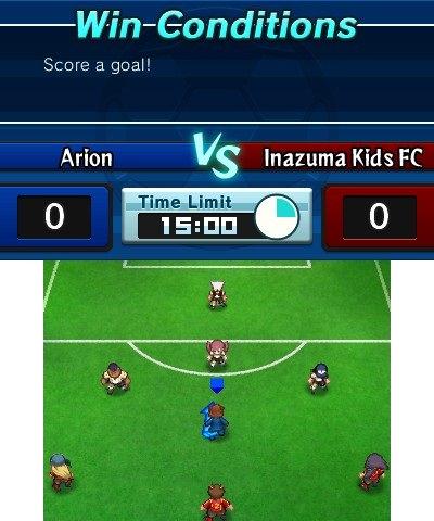 Inazuma Eleven Go: Shadow