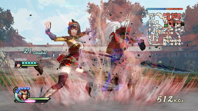 Samurai Warriors 4-II