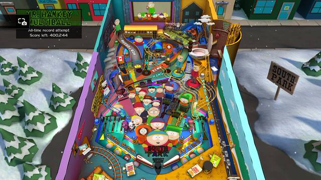 ZEN Pinball 2: South Park: Super-Sweet Pinball