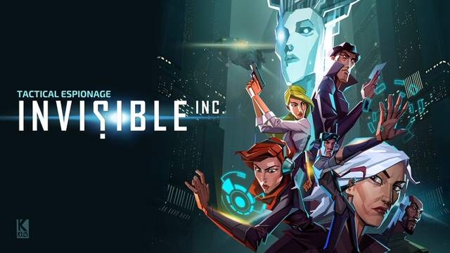 Invisible, Inc. Console Edition