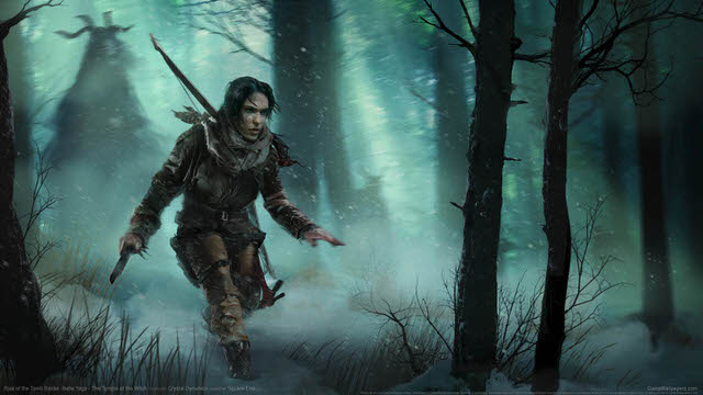 Rise of the Tomb Raider: Baba Yaga - The Temple of the Witch