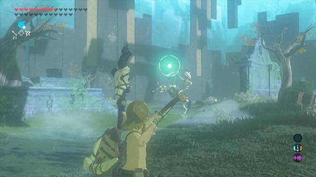The Legend of Zelda: Breath of the Wild - The Master Trials
