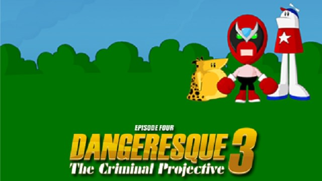 Strong Bad's Cool Game for Attractive People Episode 4: Dangeresque 3: The Criminal Projective