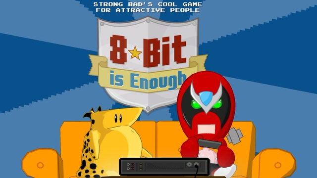 Strong Bad's Cool Game for Attractive People Episode 5: 8-Bit Is Enough