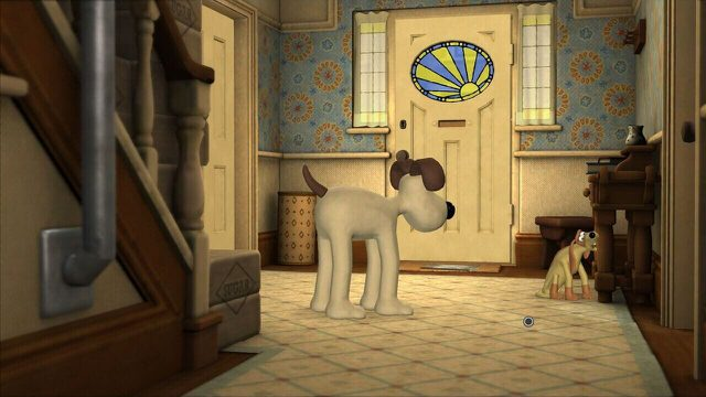 Wallace & Gromit's Grand Adventures, Episode 3: Muzzled!