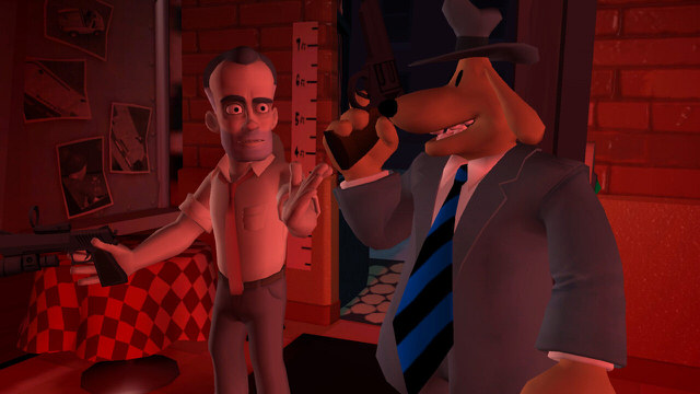 Sam & Max Episode 204: Chariots of the Dogs