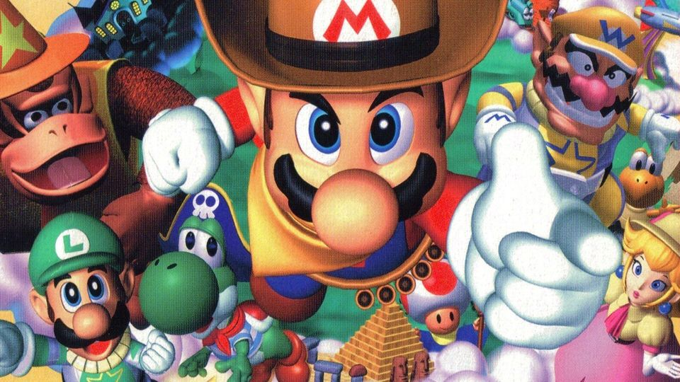 Best N64 Casual Games of All Time