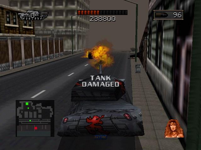 BattleTanx